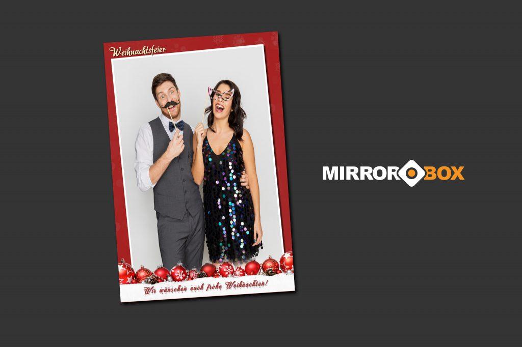 Printvorschau Homepage Weihnachtsfeier