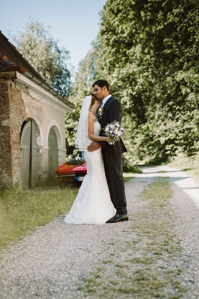 Hochzeits-Foto von Martina & Wolfgang 12