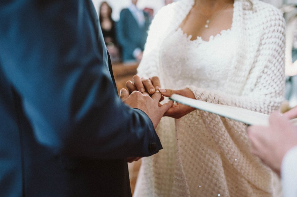 Hochzeits-Foto von Nathalie & Michael 1