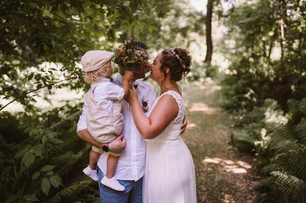 Hochzeits-Foto von Mizi & Steve 13