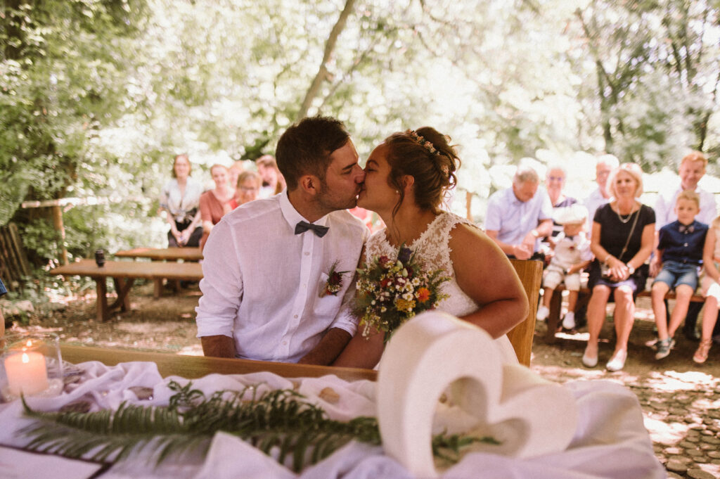 Hochzeits-Foto von Mizi & Steve 10