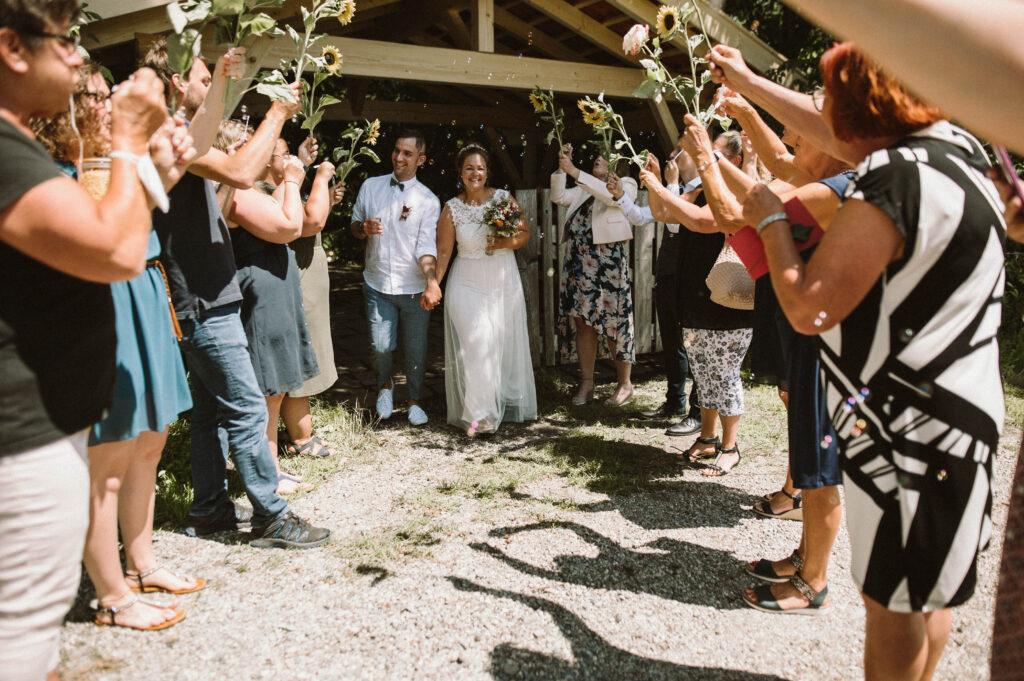 Hochzeits-Foto von Mizi & Steve 9
