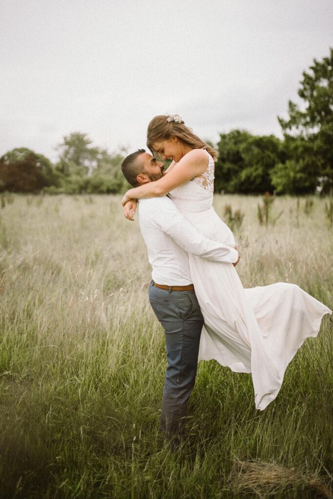 Hochzeits-Foto von Marina & Fabian 2